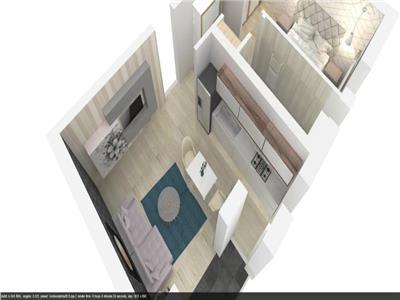 Apartament nou, decomandat Calea Urseni